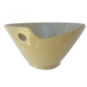 Bol à nouilles crème diam: 15, 9 cm