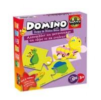 Domino des petites bêtes