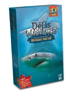 Jeux les défis de la nature
