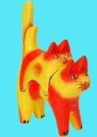 Chat et son chaton