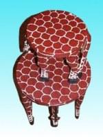 Tabouret girafe PM