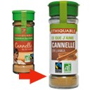 Cannelle moulue 50gr Sri Lanka Solidarmonde