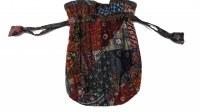 Petit sac pochon batik
