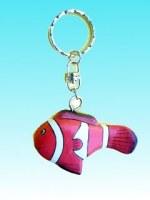Porte clés poisson Clown