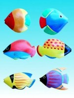 magnets poissons