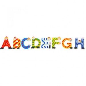 Set de 26 lettres clown