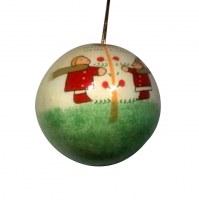Boule de Noël Inde