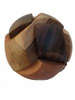 Casse tête ballon en bois