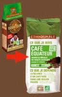 Café Equateur BIO 500 gr Ethiquable