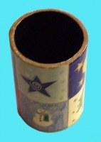 Pot à crayons Noël