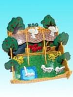 Grand zoo à construire