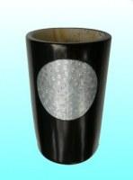 Pot à crayons Kisii noir disque