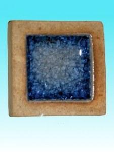 Porte-encens céramique Inde petit carré