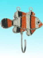 Crochet poisson clown