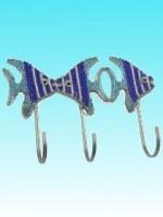 Crochet poissons ange