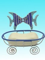 Porte savon poisson