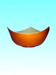 Saladier 3 ptes  Orange MM