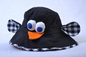 chapeau pingouin