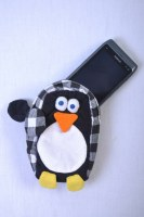 PENGUINE IPHONE CASE