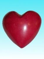 Coeur rouge MM