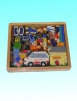 Mini puzzle hôpital