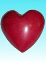 Cœur rouge GM