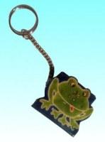 Porte-clé monnaie grenouille