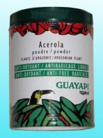 Acerola en poudre Guayapi 50 gr