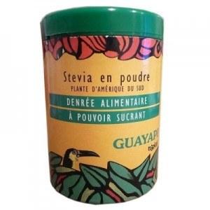 Stévia en poudre Guayapi 50 gr
