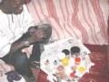 <font color=#000000>Fixés sur verre Sénégal</font><br><br>