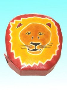Tirelire lion