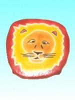 Porte monnaie lion