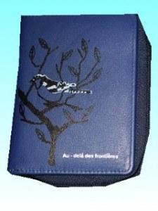 Portefeuille geais bleu