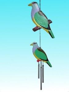 Carillon colombe