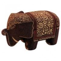 Éléphant porte carte ou boîte secrète