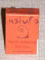 Savon Indien Natura Rocou